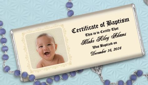 how to find your baptismal certificate