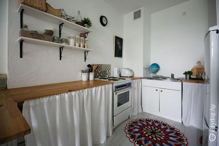 «Из кухни реально было сделать вторую комнату».