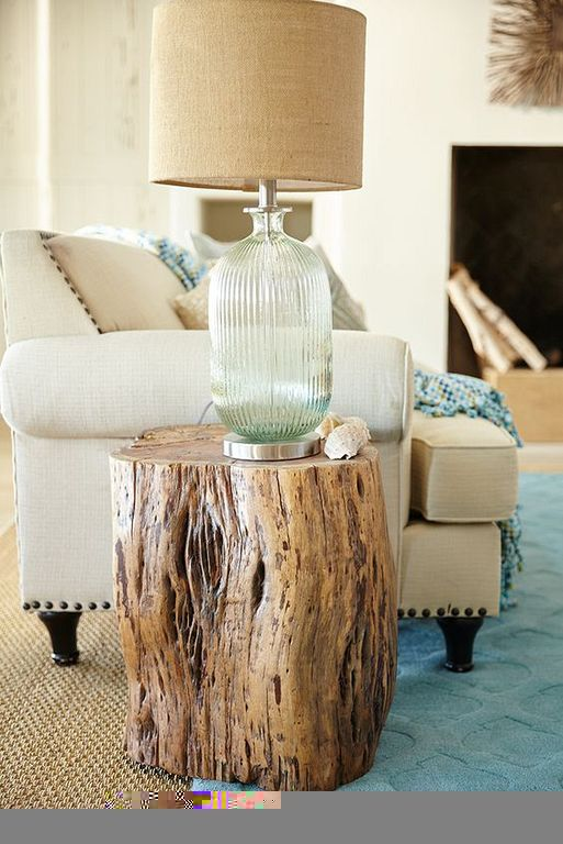30 Tree Stump Furniture Ideas Make Impression Natural At Home