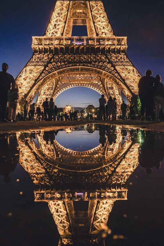 Wunderschöner Eiffelturm. Hier sind fünf Dinge zu wissen, wenn Sie diese Attrak …   – World