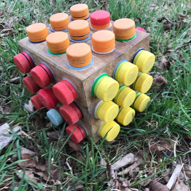 """You've seen bottle top geocaches. This takes it to a new level! A cool variation on the """"bunch of micros in a container but only one contains the log"""" idea."""