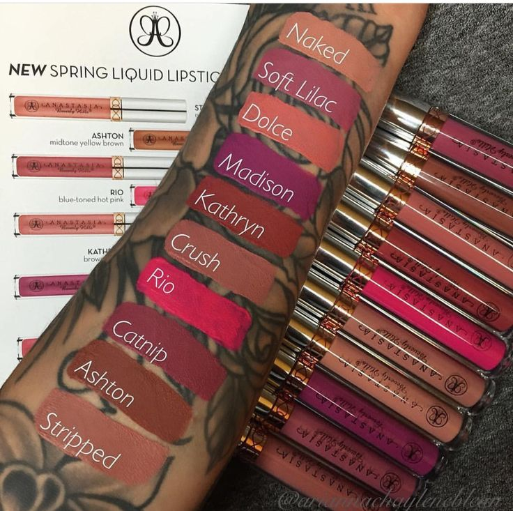 This picture led me to a search on Anastasia liquid lipsticks because they apparently cover really well which is a trait I need in lighter shades!