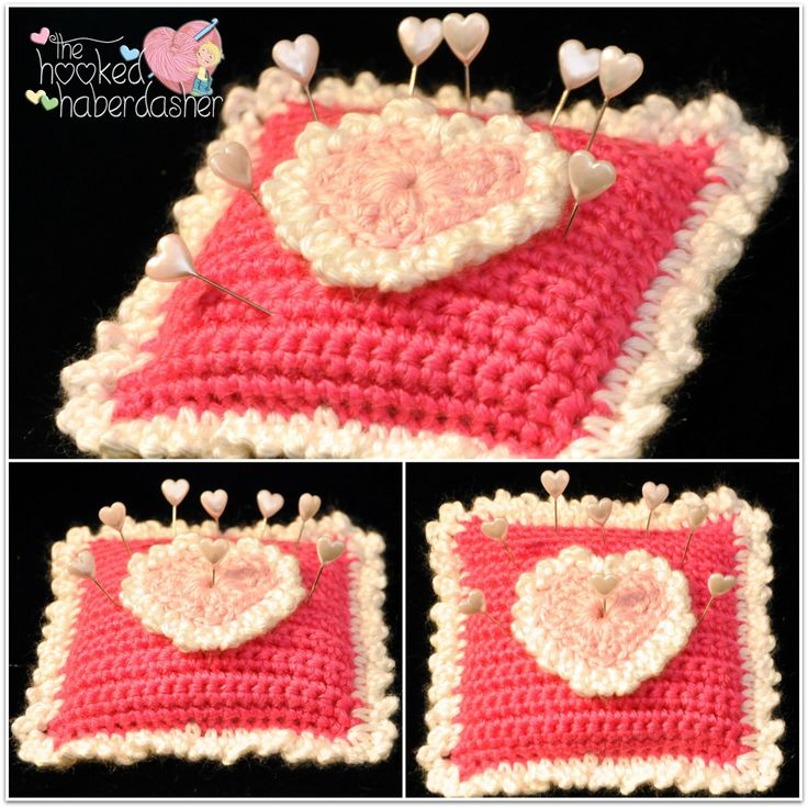 33 Best Crochet Pin Cushions Images On Pinterest Pin Cushions