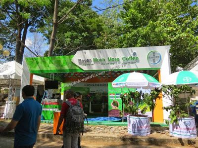 Chương trình lễ hội - Hội chợ cà phê Buôn Ma Thuột năm 2017 (Festival cafe Buon Ma Thuot)