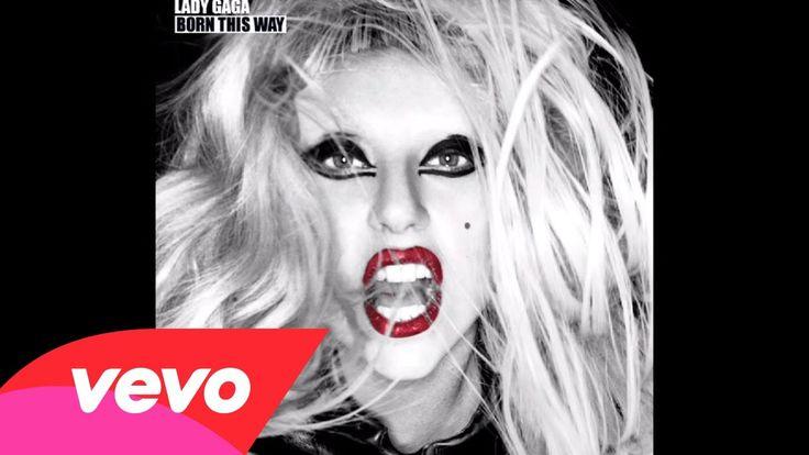 Lady Gaga - Marry The Night (Audio)
