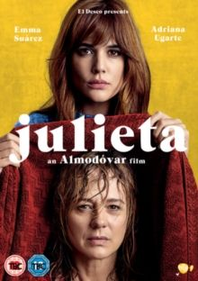 JULIETA (15) 2016 SPAIN ALMODÓVAR, PEDRO DVD – £19.99 BLU RAY – £27.99 Told over 30 years and based on Alice Munro's short stories 'Chance', 'Soon' and &#8…