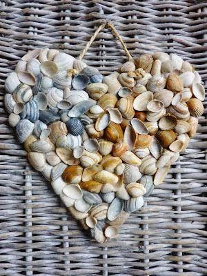 Como criar conchas: 50 idéias para se inspirar!   – Decoração com conchas