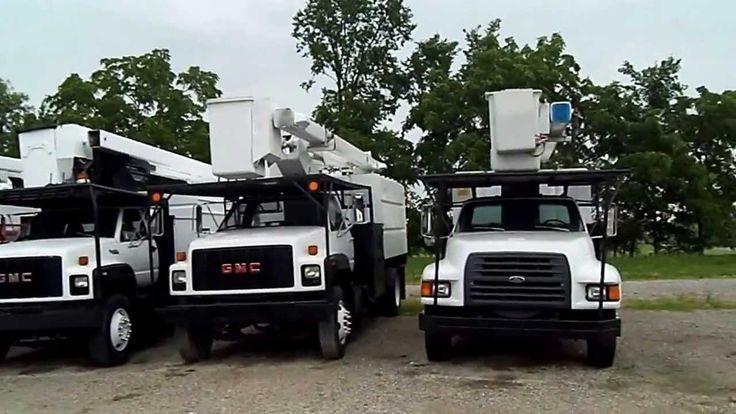 (adsbygoogle = window.adsbygoogle || []).push();           (adsbygoogle = window.adsbygoogle || []).push();  2001 GMC C7500 Forestry Bucket Truck for sale. XT55 Hi-Ranger aerial lift boom. 11′ Chipper Dump box. For sale (260) 238-5000 or...