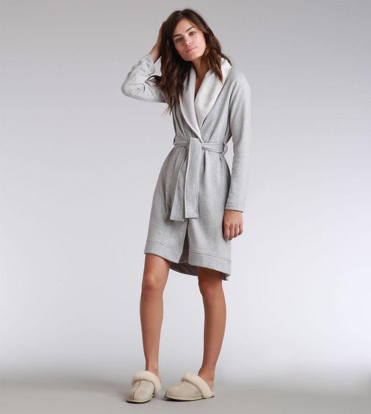 UGG® Official | Women's Blanche Robe | UGGAustralia.com