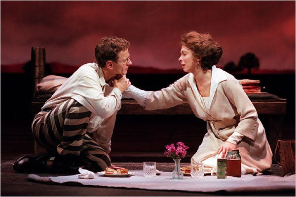 Brent Carver and Carolee Carmello in Jason Robert Brown's Parade
