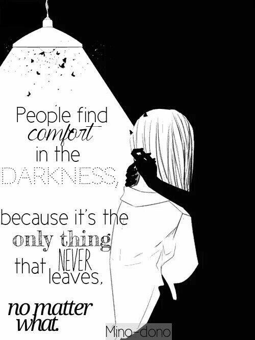 I do... but other times it terrifies me