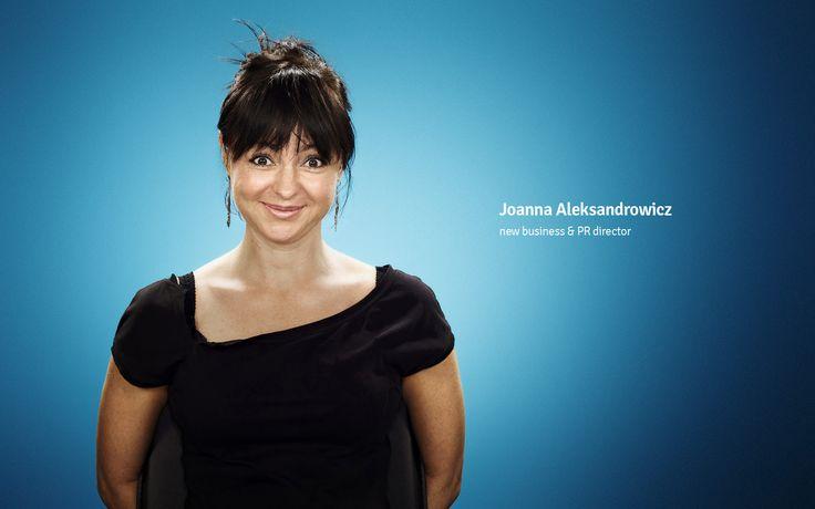 Joanna Aleksandrowicz new business & PR director