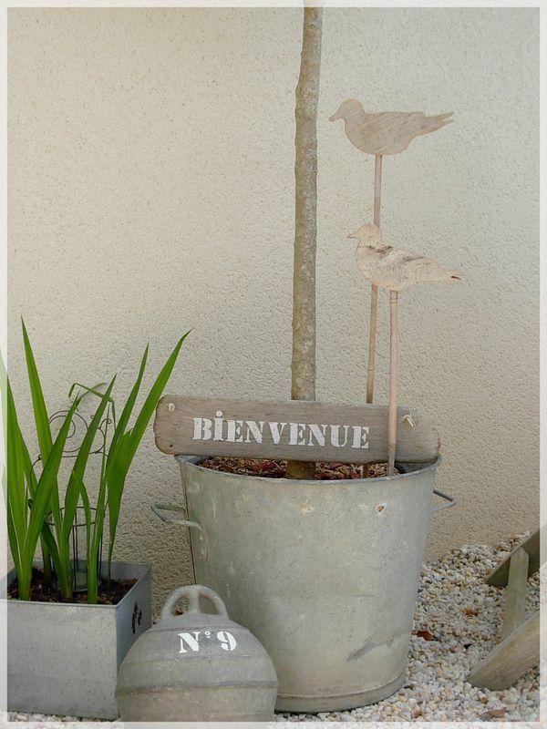 37 best images about Déco - Jardin - Extérieur on Pinterest