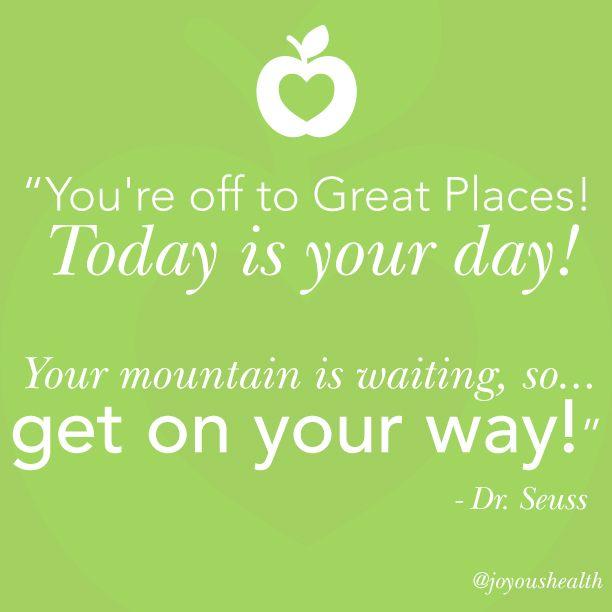 Dr Seuss Mountain Quote: 1000+ Images About Joyous Inspiration On Pinterest