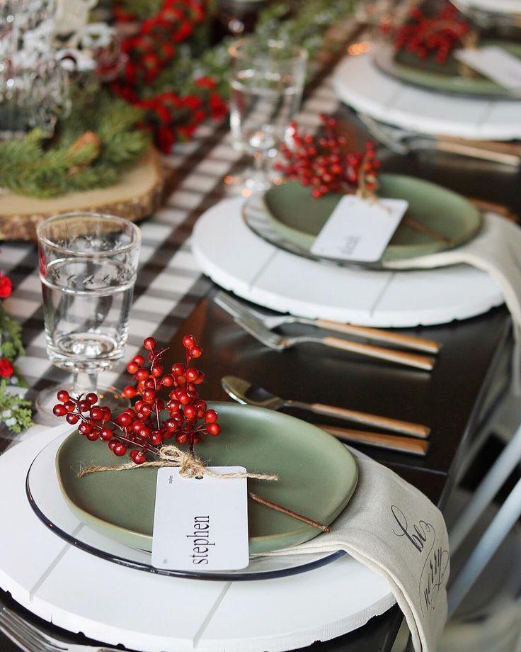 Eine Einfache Aber Effektive Tischdekoration Mit Liebe Zum Detail