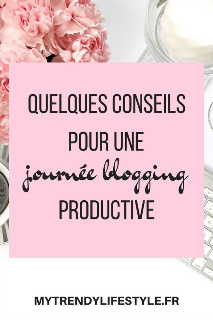 Comment allier son blog à sa vie personnelle/professionnelle ? Dans cet article je vous partage quelques conseils pour vous organiser et prendre de l'avance sur vos publications.