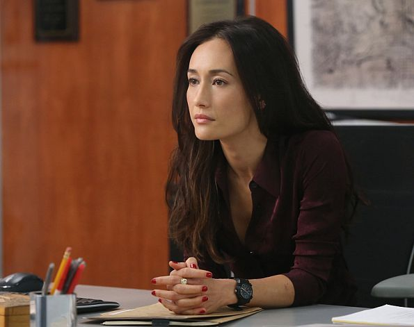 """There's no funny business around Lt. Beth Davis. If you keep your head down and the jokes to a minimum, maybe you'll get on her good side. Maggie Q stars in Stalker. <br/><br/>Watch Stalker anytime, anywhere with<a href=""""http://www.cbs.com/all-access/upsell/?intcid=CIAbf65ca1""""> CBS All Access</a>."""