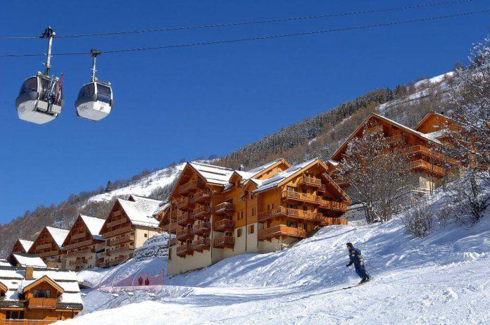 Als u op zoek bent naar een ruim en comfortabel appartement voor uw wintersport in