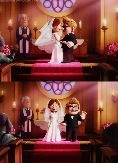 disney up carl and ellie chairs wedding cake topper up carl and ellie wedding www imgkid the image kid 13574