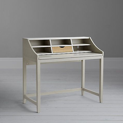 Buy John Lewis Loft Desk, Grey Online at johnlewis.com