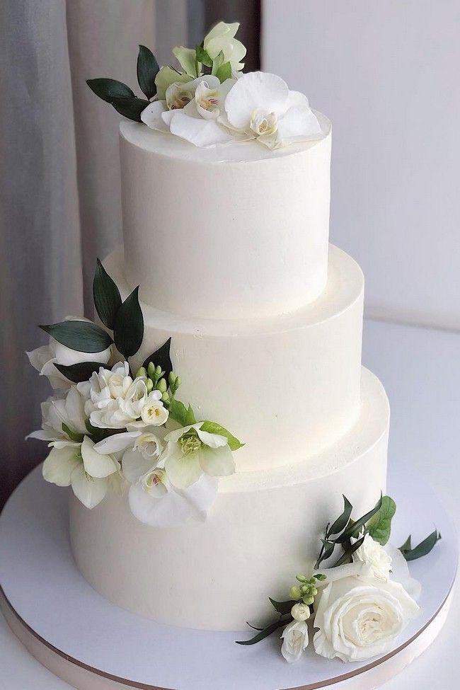 The 20 Most Beautiful Wedding Cakes Beautiful Wedding Cakes Simple Wedding Cake Gorgeous Wedding Cake
