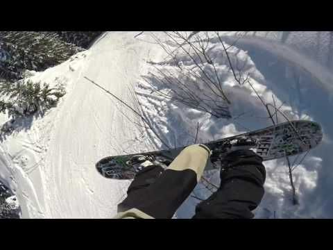 Coming Home - Top To Bottom Nordkette #snowboarding #snowboard #extreme #actionsports #boardsnwheels
