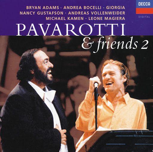 ▶ Luciano Pavarotti & Friends Part-2 - YouTube