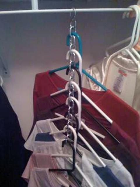 como organizar el armario