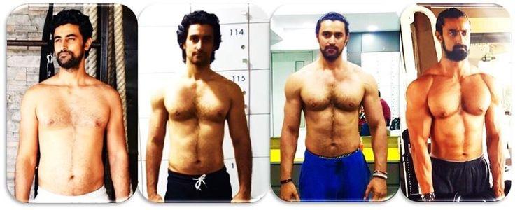 "Transformation of ""Rang de Basanti"" Star Kunal Kapoor"