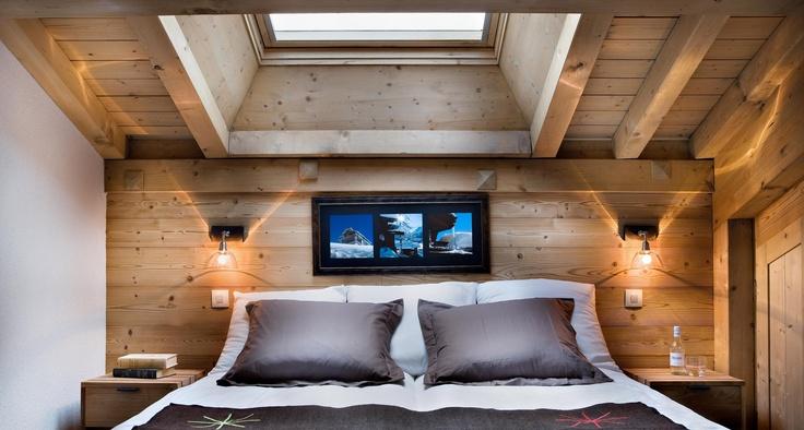 Aspen Lodge (Bedroom) - Courchevel