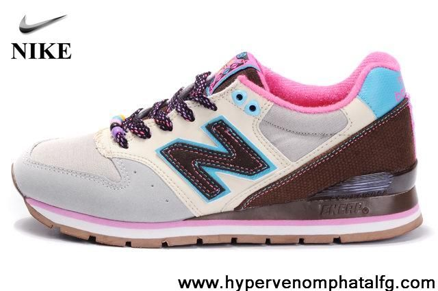 Fashion New Balance NB CM996MBT White Gainsboro Marron Brown Violet For Women  Shoes Newest Now