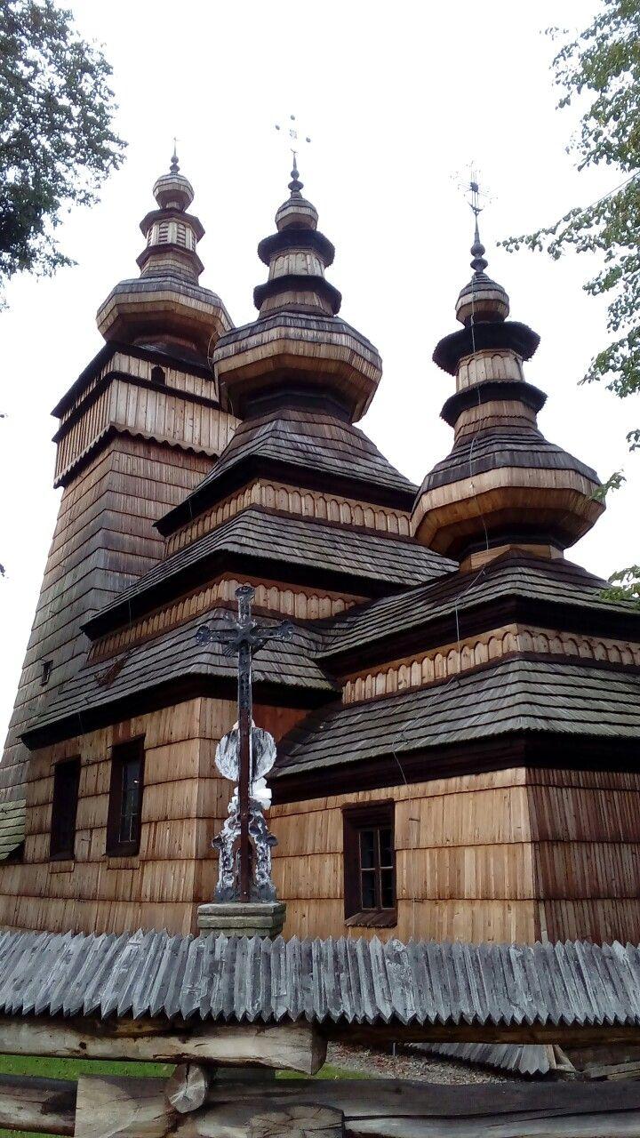 St.Paraskevi Church in  Kwiatoń, Poland
