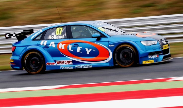 American driver Robb Holland will not race full-time in the 2015 British Touring Car Championship, after selling their self-prepared Audi S3 saloon to...