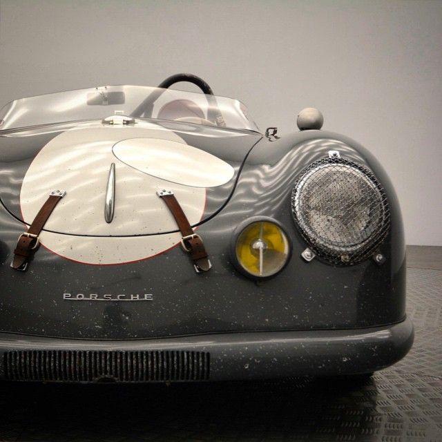 1954 #Porsche #356 Pre-A      http://en.wikipedia.org/wiki/Porsche_356