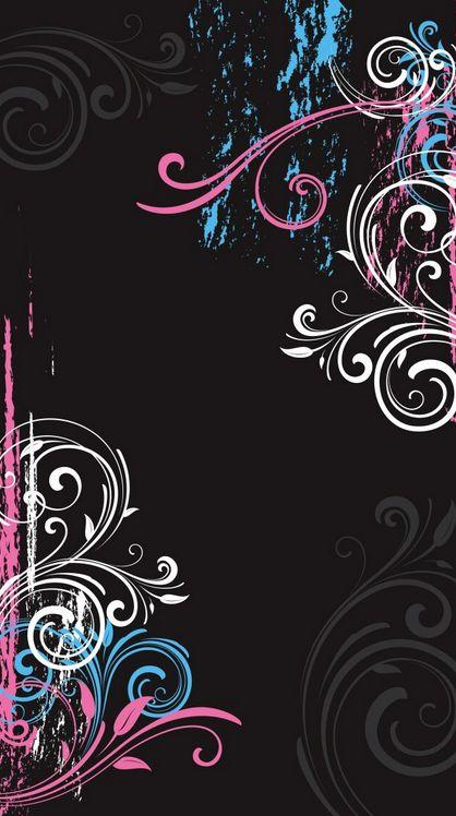 """Black"", phone wallpaper iPhone X Wallpaper 440649144781694726 1"
