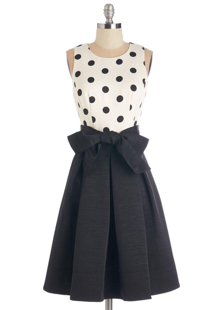 Spot-On Performance Dress | Mod Retro Vintage Dresses | ModCloth.com