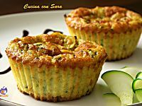 Siete alla ricerca di un antipasto sfizioso e diverso dal solito? Provate i muffins salati asiago e zucchine e ne rimarrete conquistati!