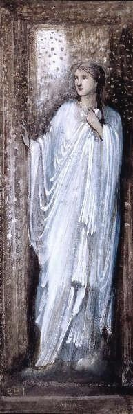 Danae by Sir Edward Burne-Jones :  Discover the coolest shows in New York at www.artexperience...