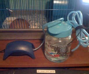 """(link) instructables: """"The $10 Hermit Crab Tank Humidifier"""" ~ Step by Step Guide on making your own Humidifier. NOTE: Wire cages are NOT suitable for Hermit Crabs! Best to use """"Instant Ocean"""" Salt Water (or comparable), never use water from tap, unless you properly treat it. (look up info for proper care, if needed) ~ for more great PINs w/good links visit @djohnisee ~ have fun!"""