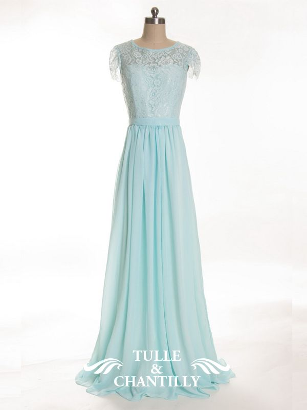 images/Light-Cyan-Lace-and-Chiffon-Bridesmaid-Dress-with-Cap-Sleeves-p-TBQP322.jpg