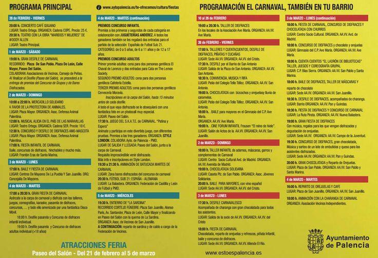 Programa Carnaval 2014