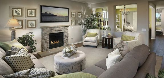 Andalusia By Lennar Homes Living Room Pulte Model Homes Pinterest Home Andalusia And By