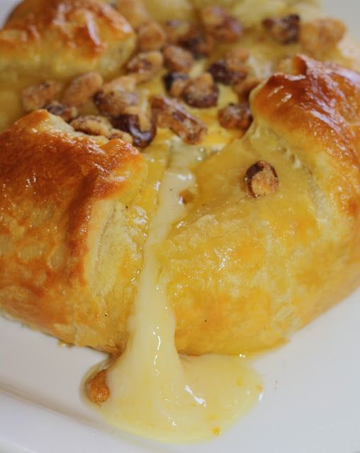 Easy baked Brie that will have all of your guests asking for the recipe!
