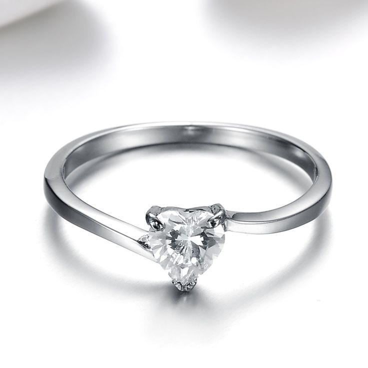 simple purity rings for girls - Google Search