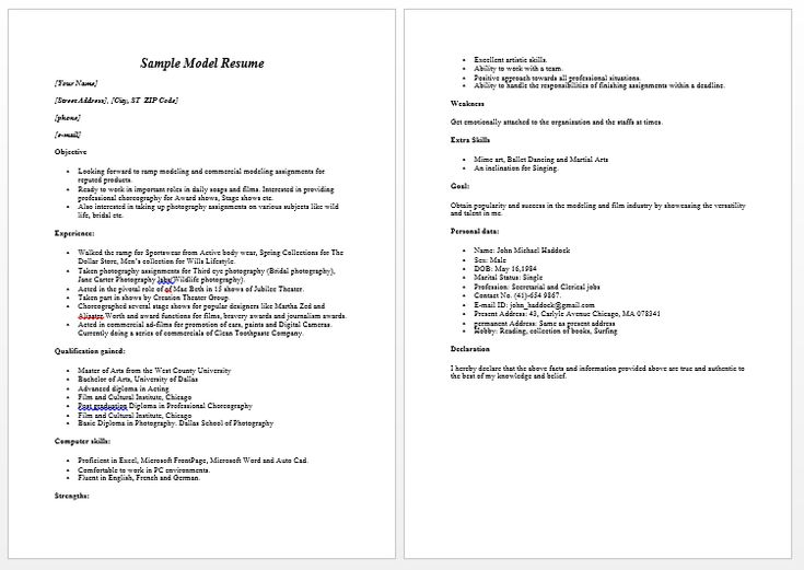 The 25+ best Firefighter resume ideas on Pinterest Sample emt - free resume formatting
