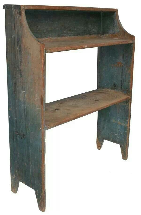 Bucket Bench Antiques Primitives In 2019 Rustic
