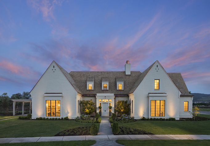 Dream Home: Classical Modern Custom Build | BECKI OWENS | Bloglovin'