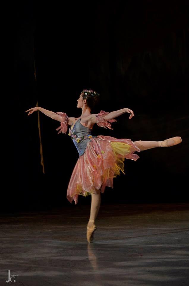 Greta Elizondo. ✯ Ballet beautie, sur les pointes ! ✯