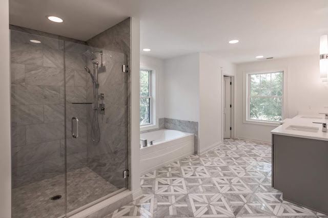 Top Ten Best Bathroom Designs From Our 2018 Home Tours Video Best Bathroom Designs Bathroom Design Beautiful Bathroom Designs