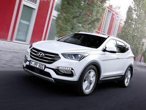 Frankfurt 2015: 2016 Hyundai SantaFe Facelift unveiled